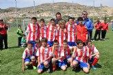 El Real Murcia vence al Muleño CF en la final del I Torneo de Fútbol-7 Ciudad de Mula
