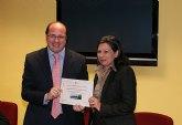 El Grupo Tragsa entrega el premio al desarrollo sostenible del medio rural al Ayuntamiento de Puerto Lumbreras