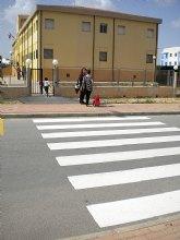 UPyD pide que se refuerce la seguridad vial en las inmediaciones de varios centros escolares de San Pedro