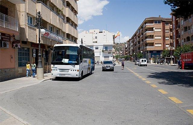 Planifica tus viajes en 'Región de Murcia Transporte', Foto 1