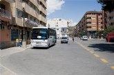 Planifica tus viajes en 'Región de Murcia Transporte'