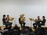 Conciertos Escolares de la Concejalía de Educación y la Escuela Municipal de Música