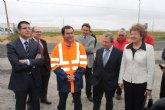 Obras Públicas mejora la seguridad vial en dos carreteras en Torre-Pacheco y San Javier