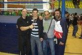 Joaquin Alcaraz, Campeón de España de Full Contact