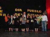 Clausura de las III Jornadas del Pueblo Gitano