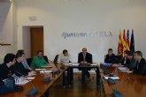 San Javier, Mula, Calasparra, Beniel y Elche se reúnen en la ciudad ilicitana para impulsar el plan Avanza
