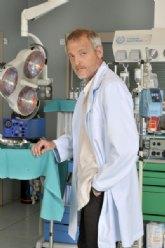 Jordi Rebellón, el doctor Vilches, en la serie 'Hospital Central' de Tele5, será el Brujo del Año 2010 en las fiestas de Alcantarilla