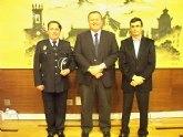 Toma de posesión del sargento de la policía local y del secretario general de la corporación