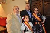 Grupos de Ciudad Real, Archena y Mula participan en el XV Festival nacional de Folclore de Mula