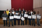 Puerto Lumbreras clausura el programa 'Fomento de la Creación de Empresas' dirigido al colectivo inmigrante