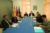 El Presidente Valcárcel inaugura nuevas infraestructuras y espacios públicos del municipio