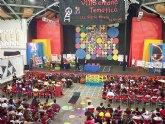 Inauguración de la VIII Semana Matemática del IES Sierra Minera