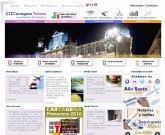 Los madrileños visitan más que los murcianos la web de turismo de Cartagena