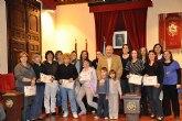 Veinte mujeres del municipio concluyen un curso de Monitora de Guardería impartido por Igualdad