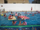 Campaña de Natación de Verano 2010