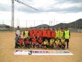 Los Colegas juegan al fútbol en El Algar y San Antón