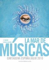 Ouka Leele, Premio Nacional de Fotografía 2005, creadora del cartel anunciador del festival La Mar de Músicas, 2010, Especial Colombia