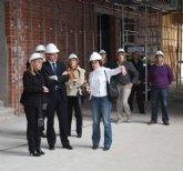 El nuevo Centro Integral de Seguridad de Torre Pacheco estará operativo el próximo otoño