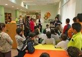 Los escolares lumbrerenses celebran el Día del Libro con la iniciativa 'Detectives de Biblioteca'