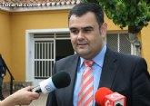 El alcalde ha mostrado su satisfacción porque se acaben las amenazas a la caducidad del Trasvase Tajo-Segura