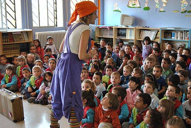 El CP Los Pinos celebró el Día del Libro - 1, Foto 1