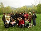 Los voluntarios torreños, de peregrinación a Caravaca de la Cruz