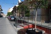 Finalizan las obras de la Calle General Páramo