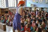 El CP Los Pinos celebró el Día del Libro