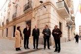 Obras Públicas rehabilita diversos edificios residenciales de interés arquitectónico en el casco histórico de Cartagena