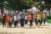 Más de mil alumnos de los centros educativos de Totana participarán en la 'Semana de la salud y la actividad física'