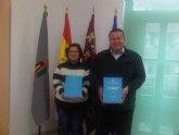 Donación al ayuntamiento de una tesis doctoral sobre la Sierra Minera y la Bahía de Portmán