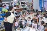Los niños y niñas mazarroneros, más cerca de la igualdad con cuentacuentos