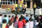 La concejal de Mujer e Igualdad de Oportunidades participa en las actividades infantiles con motivo del Día del Libro