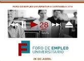 Foro de Empleo Universitario Cartagena 2010