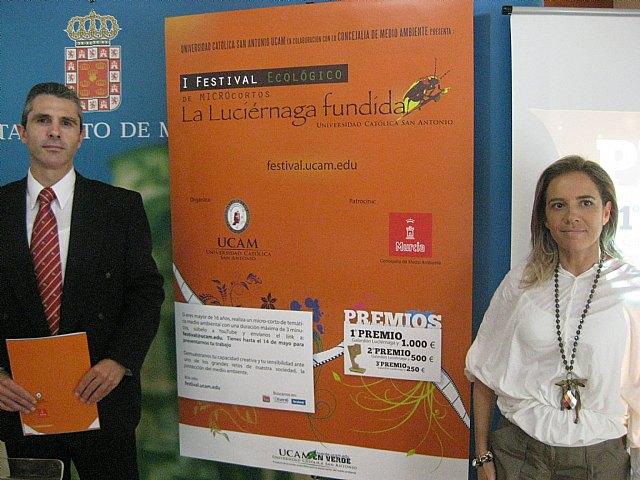 El festival 'La Luciérnaga fundida' premiará al mejor micro-corto medioambiental - 1, Foto 1