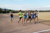 Nueva carrera del V circuito organizado por el Club de Atletismo Totana
