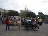 Unas 1000 personas en la romería al Cabezo Gordo