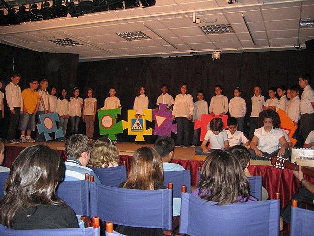 Festivial une a los escolares mazarroneros - 1, Foto 1