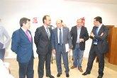Autoridades municipales asisten a la Asamblea General de la patronal CECLOR