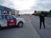 Acción policial contra la droga en Torre-Pacheco