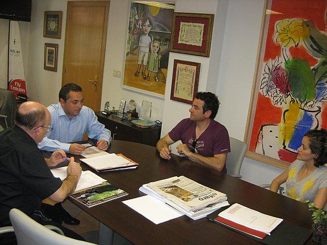 Comienzan los preparativos para el Festival Títeremurcia - 1, Foto 1