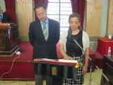 Beatriz Hontoria ya es concejal del Ayuntamiento de Murcia