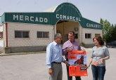 Puerto Lumbreras celebra este fin de semana su tradicional Feria de Ganado Equino