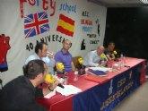 El colegio de José María Lapuerta celebra su 40 aniversario