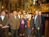 Los mayores de El Algar viajan a Caravaca
