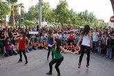Celebrado el Día Intenacional de la Danza en Puerto Lumbreras