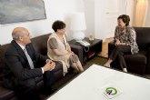 La embajadora de Guatemala solicita participar en el festival de la Mar de Músicas