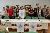 Jóvenes de seis países europeos realizan en Lorca un seminario para afrontar los problemas y mecanismos en la vida virtual en Internet