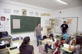 Juan Álvarez y Jorge Gómez, maestros del cómic en Mazarrón