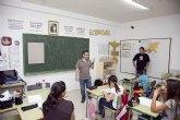 Juan �lvarez y Jorge G�mez, maestros del c�mic en Mazarr�n